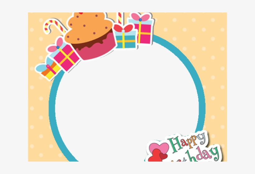 Happy Birthday Wishes With Photo Frame, transparent png #2624980