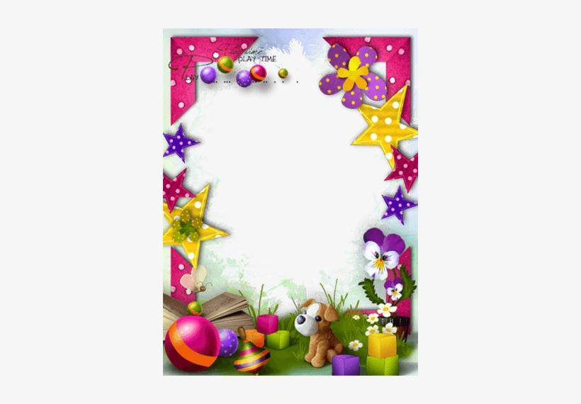 Birthday Frames Frame For Kids Free Transparent Png Download