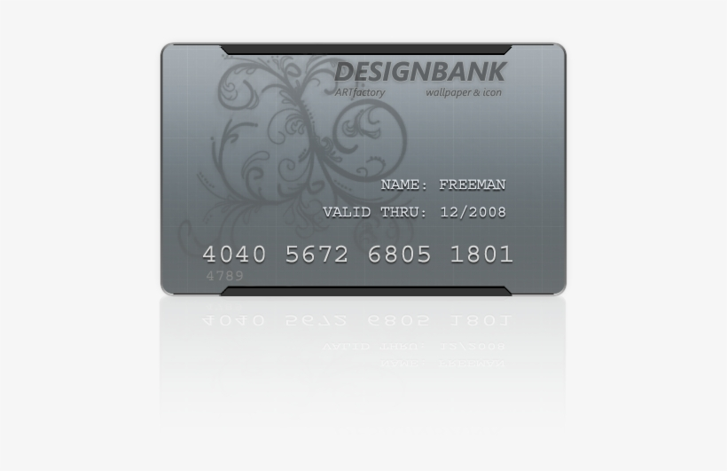 New Credit Card Design Concept - New Credit Card Concept, transparent png #2627426