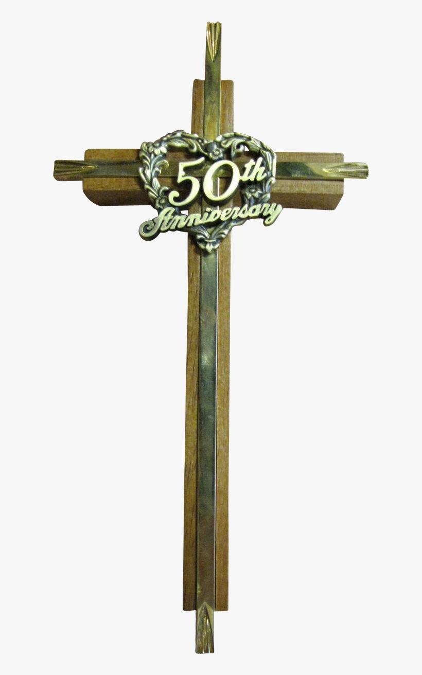 Lovely Christian Wedding - Christian 50th Wedding Anniversary, transparent png #2628594