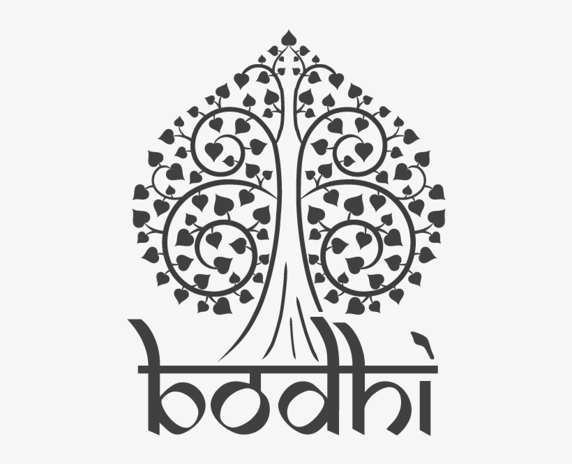 Collection Of Buddha - Bodhi Tree Clip Art, transparent png #2629086