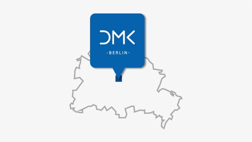Dmk Standort Berlin - Berlin, transparent png #2631658
