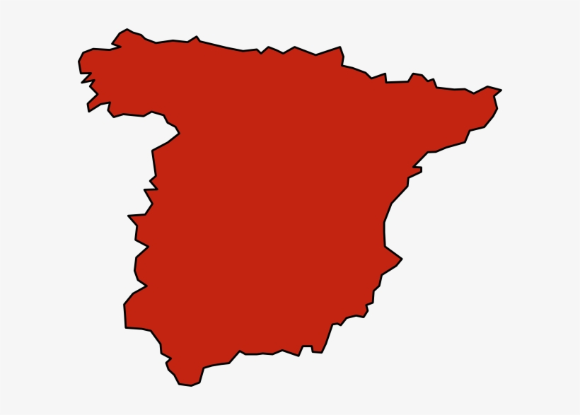 Small Map Of Spain.Small Spain Map Png Free Transparent Png Download Pngkey