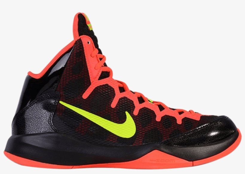 Zoom Without A Doubt - Nike Zoom Without A Doubt 12,5, transparent png #2638566