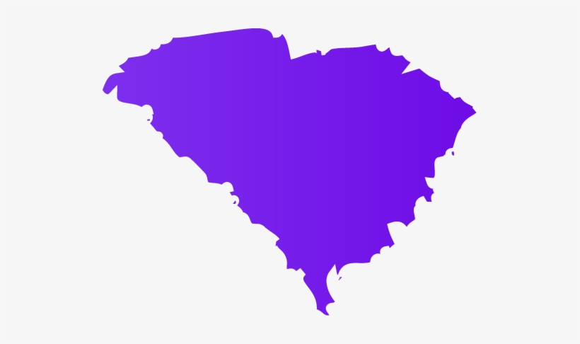 South Carolina Icon For Wheelchair Van Dealers Who - State Of South Carolina Transparent, transparent png #2638729