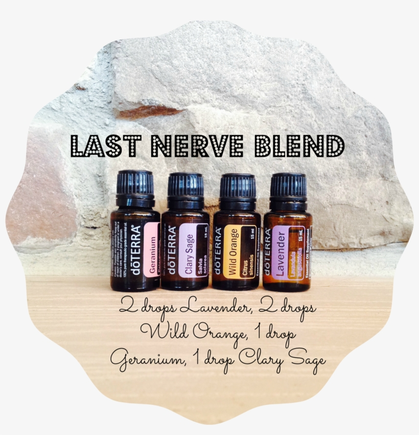 Down To Your Last Nerve Diffuser Blend - Yoga Essential Oil Blend, transparent png #2639097