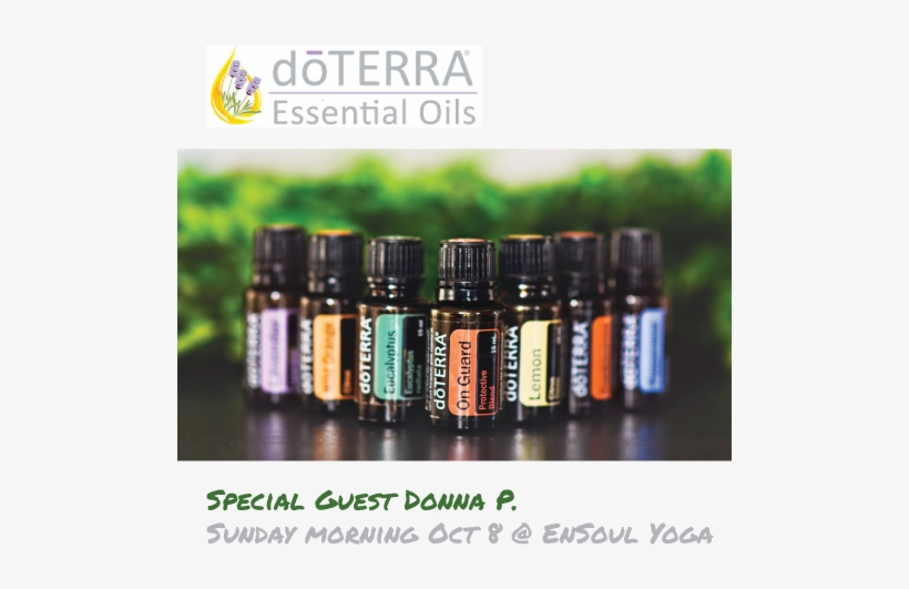 Doterra - Doterra Make And Take Essential Oil Party, transparent png #2639236