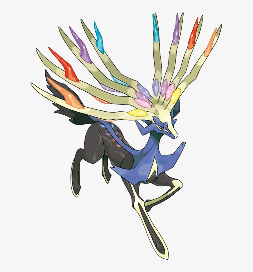 stats evolution locations other forms xerneas