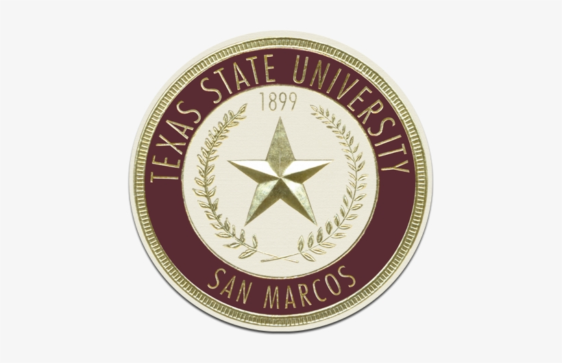 Texas State University Prepares For 2017 Commencement - Texas State University Graduation Invitations, transparent png #2643042