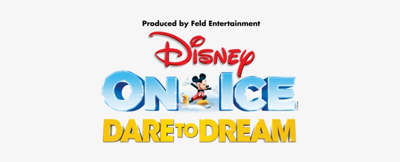 Disney On Ice Presents Dare To Dream 2017 Logo - Disney On Ice Mickey Search Party Eagle Bank, transparent png #2643728