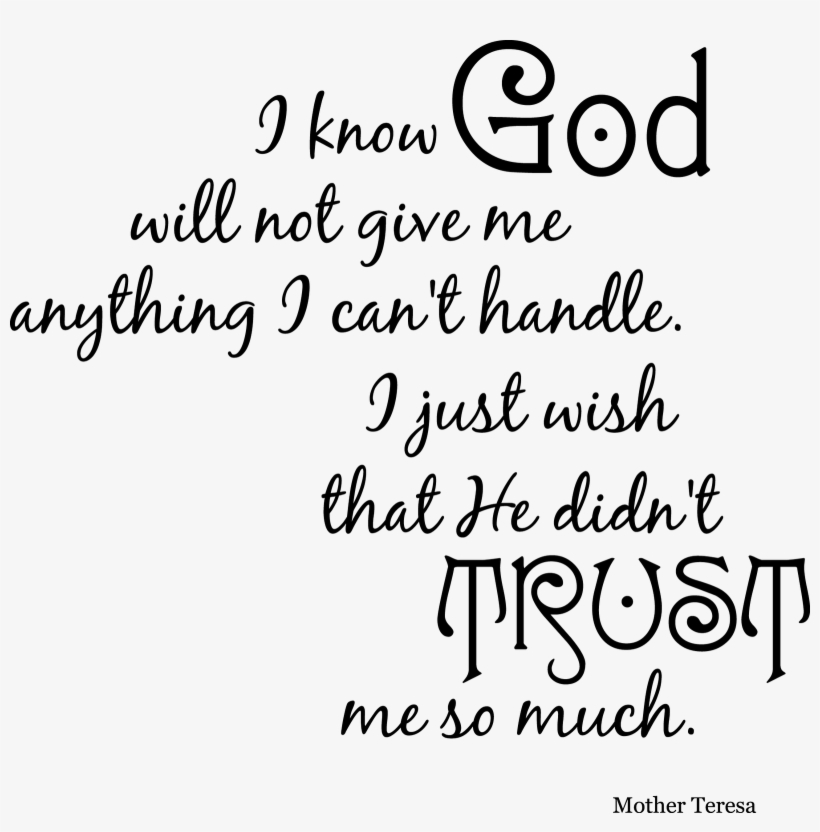 Trust God Quotes Quotes About Trust Issues And Lies - God Quotes Tagalog Love, transparent png #2643858