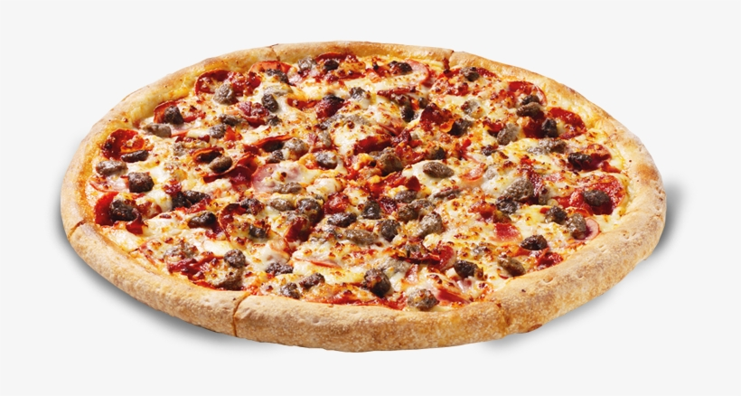 Papa John's Is Actually A Pizza Delivery Chain Of Restaurants - Pizza Station Queen Pizza, transparent png #2644296