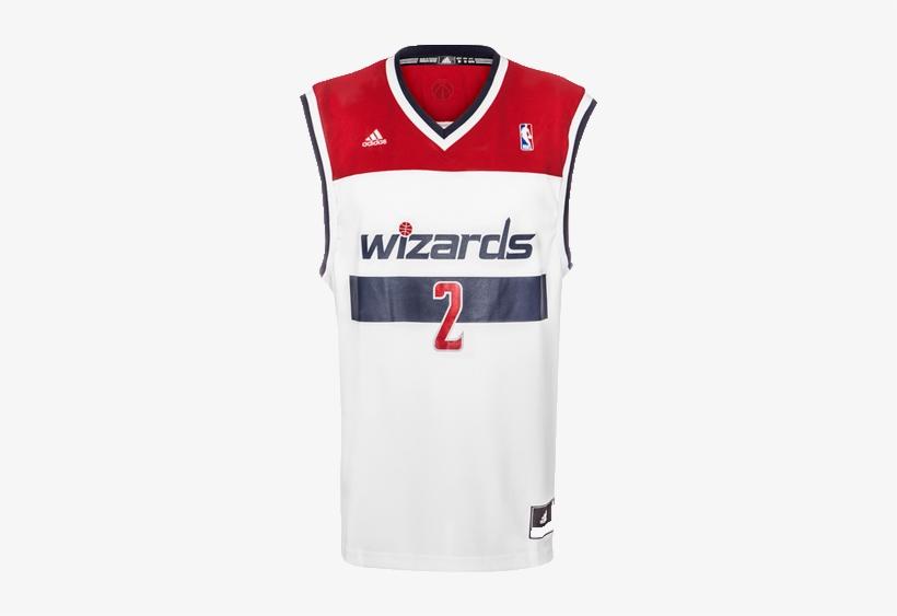 Adidas Nba John Wall Wjohn Wall Wizards Png - Adidas Washington Wizards Replica Jersey Xxl, transparent png #2645415