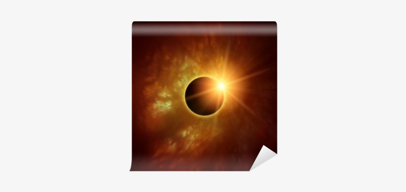 Solar Eclipse Tattoo Color, transparent png #2648716