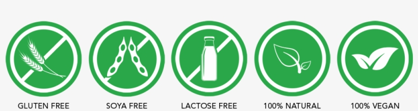 Our Product Promise - Vegan Gluten Free Icon Png - Free Transparent