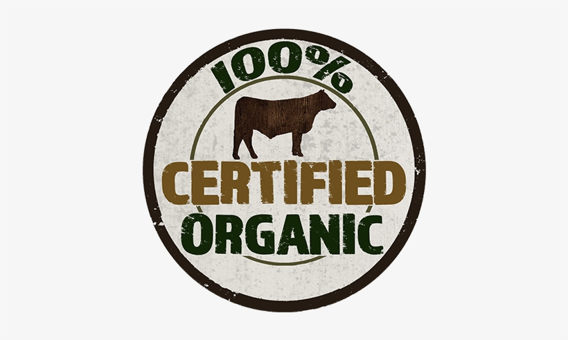 Certified Organic Is The Most Rigorously Inspected - Organic Beef, transparent png #2650925