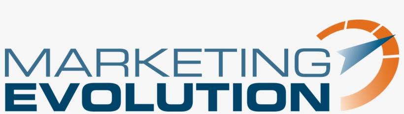 Logo For Marketing Evolution - Marketing Evolution Logo, transparent png #2651144