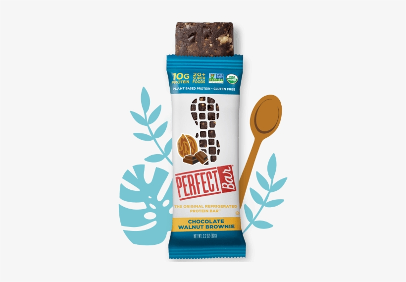 Chocolate Walnut Brownie Perfect Bar Giveaway - Coconut Peanut Butter Perfect Bar, transparent png #2652095