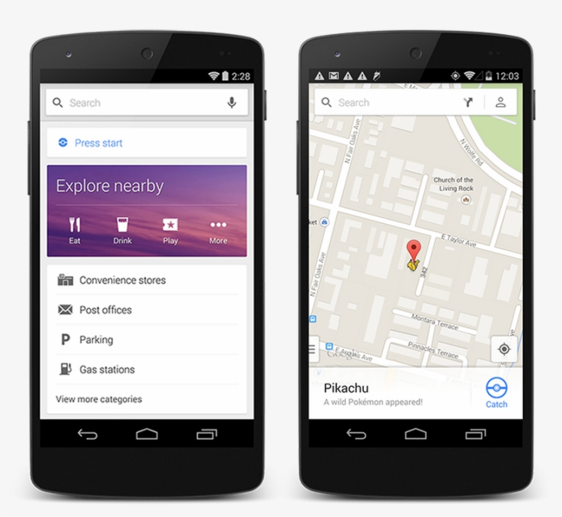 If You Think You're Up To The Challenge, Grab Your - Search Bar In Google Map Android, transparent png #2654118