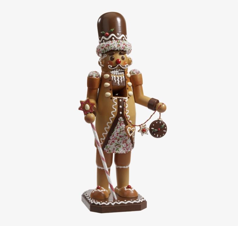 "Ginger Bread Man, Nutcracker Nutcracker From The ""christmas - Gingerbread Man Nutcracker, transparent png #2656232"