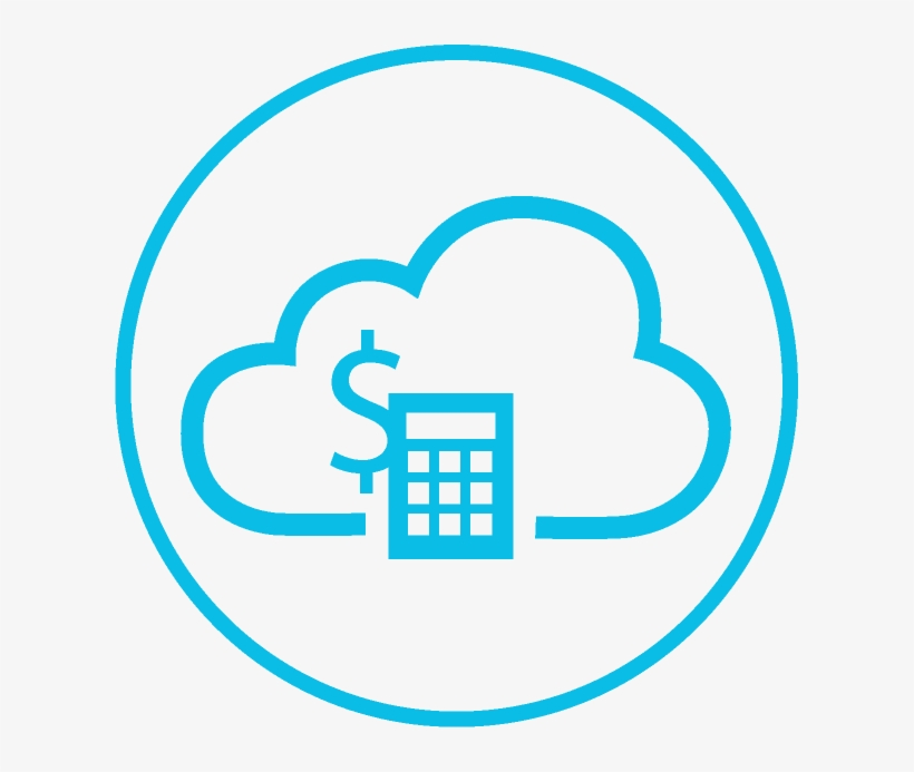 Cloud Accounting - Tax And Accounting Icon, transparent png #2656946