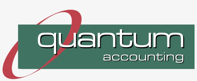 Quantum Accounting Logo Png Transparent - Accounting, transparent png #2657276