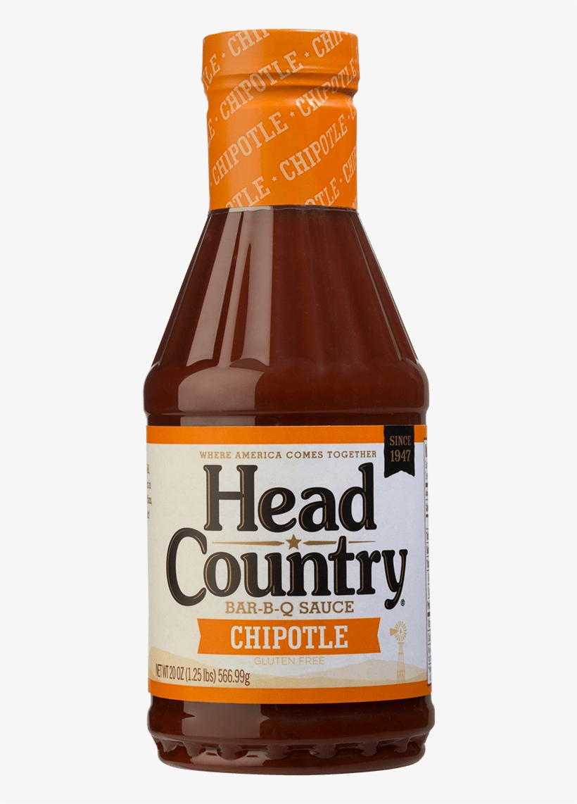 Head Country Hickory Bbq Sauce, transparent png #2659748