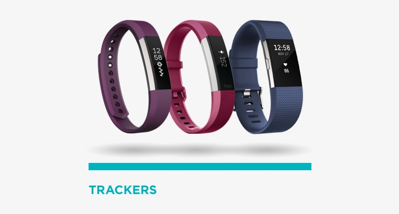And Reach Your Goals With The Fitbit App - Fitbit Charge 2 Et Garmin Vivo Smart, transparent png #2660393