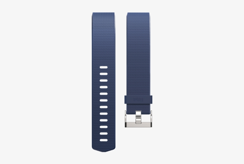 Fitbit Charge 2 Classic Accessory Band - Fitbit Charge 2 Classic Band Black Small, transparent png #2660647