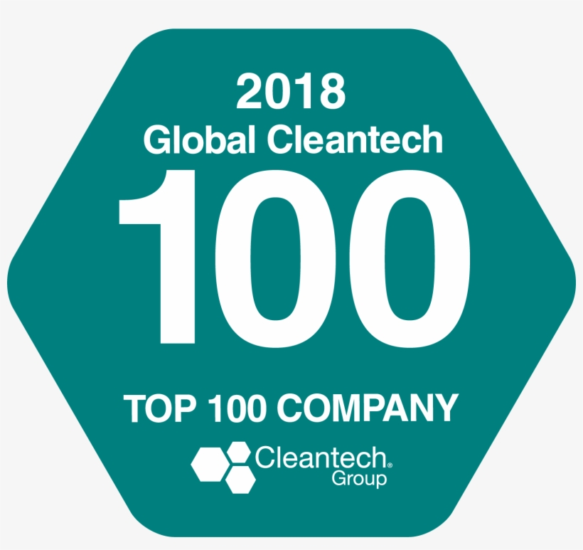 On Twitter - 2017 Global Cleantech 100, transparent png #2663778
