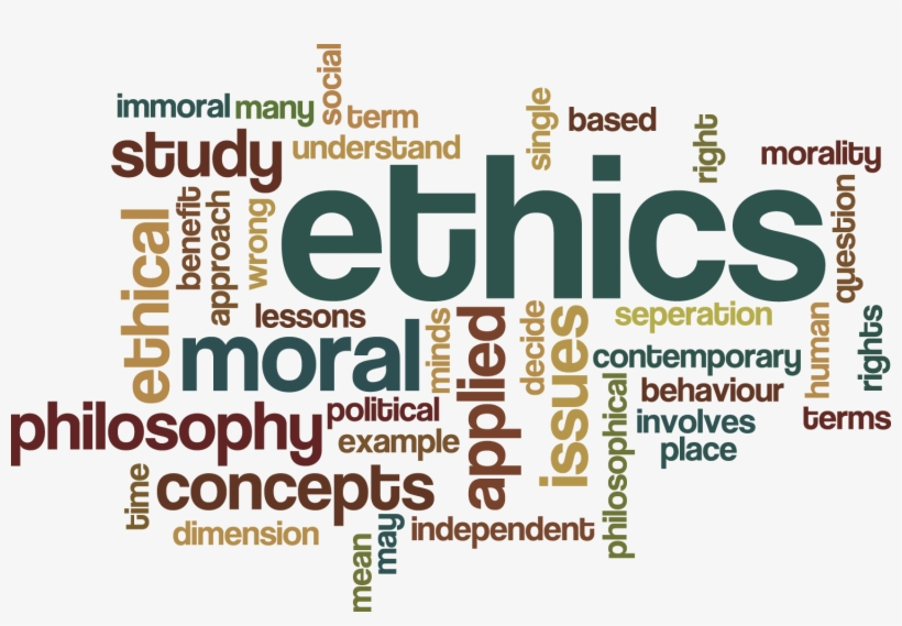 Ethics-cloud - Ethical Practices, transparent png #2664243