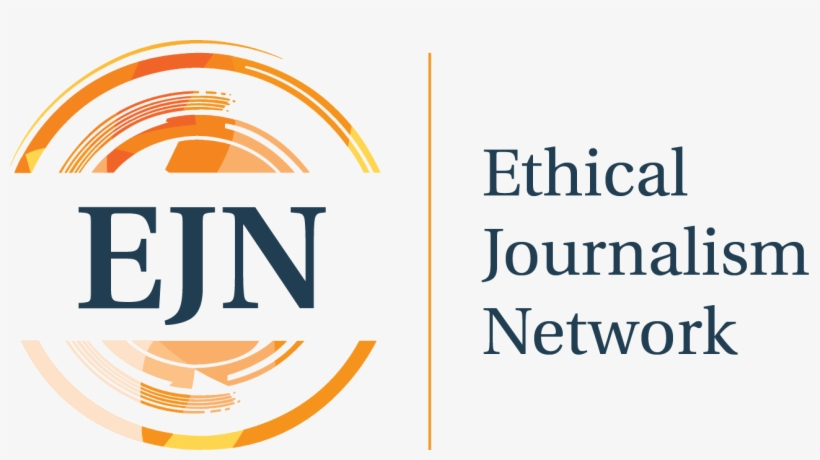 Ethical Journalism Logo - Ethical Journalism Network, transparent png #2665165