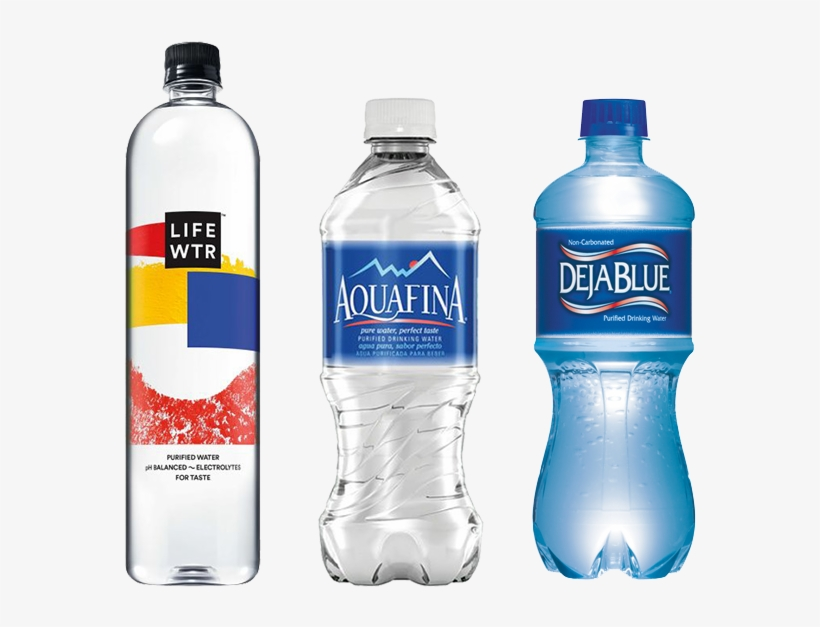 Quick Access To Refreshing Water = Happy, Healthy Staff - Aquafina Water 20 Oz Plastic Bottles Pack, transparent png #2665188