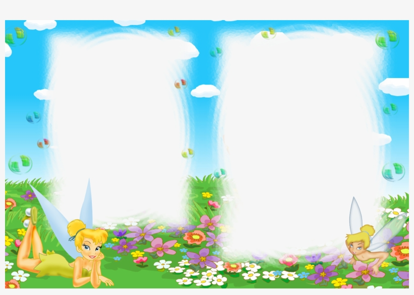 Children Frame Eleven - Baby Flower Frame Png, transparent png #2665752