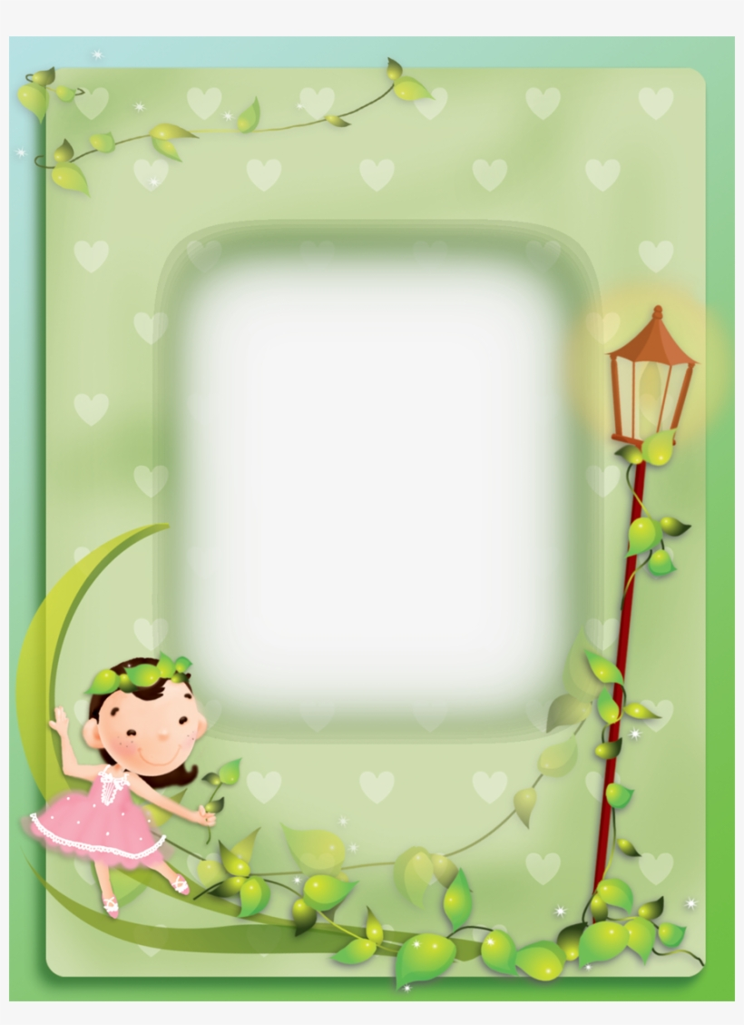 Kids Frames - Transparent Background Frames Kids, transparent png #2665785