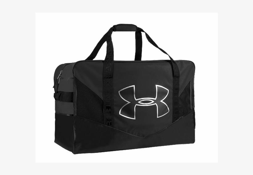 "Under Armour Pro Hockey Carry Bag 30"" - Under Armour Pro Sr Hockey Bag, transparent png #2666368"