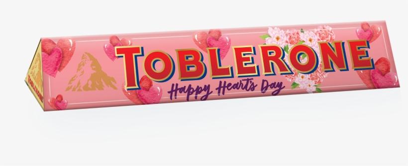 A Loving Local Take - Toblerone Fruit & Nut Milk Chocolate - 3.52 Oz, transparent png #2666696