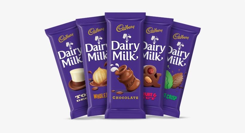 Slabs - Cadbury Dairy Milk Mint Chocolate, transparent png #2666956