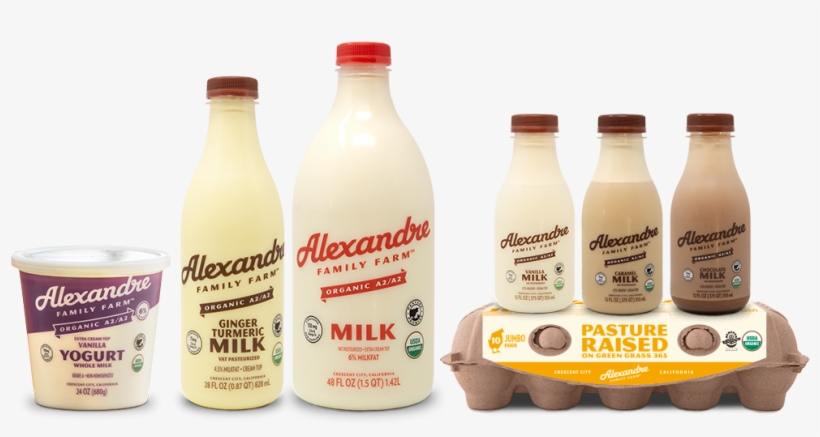 Have Poured Our Combined Generations Of Dairy Know-how - Alexandre Family Farm, transparent png #2667537