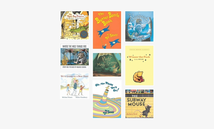 Books That Every Parent Should Read To Their Child - Oh The Places You Ll, transparent png #2672598