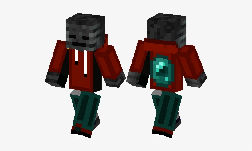 Minecraft Skeleton Skin Naturalskins