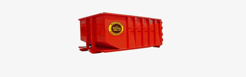 Roll Off Dumpster 4 Ft H X 11 Ft L X 8 Ft W - Shipping Container, transparent png #2674139