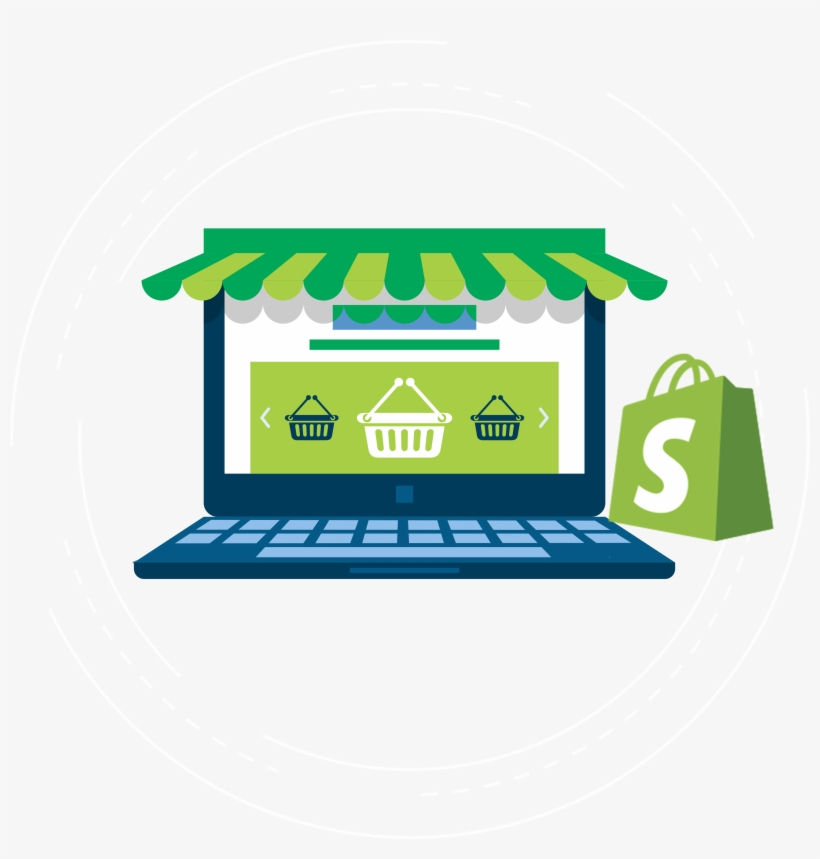 Why Choose Smartech As The Shopify Website Development - Ecommerce Website Png, transparent png #2675751