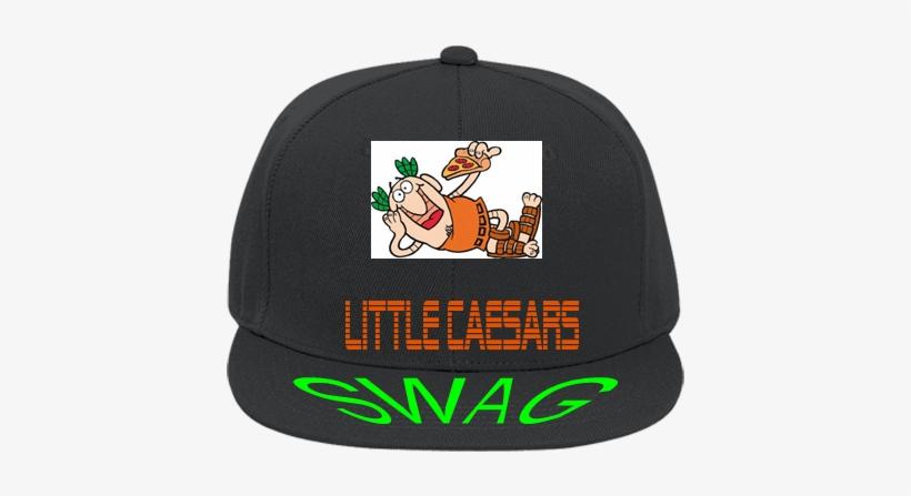 Little Caesars Swag - Transparent Little Caesars Hat, transparent png #2680077