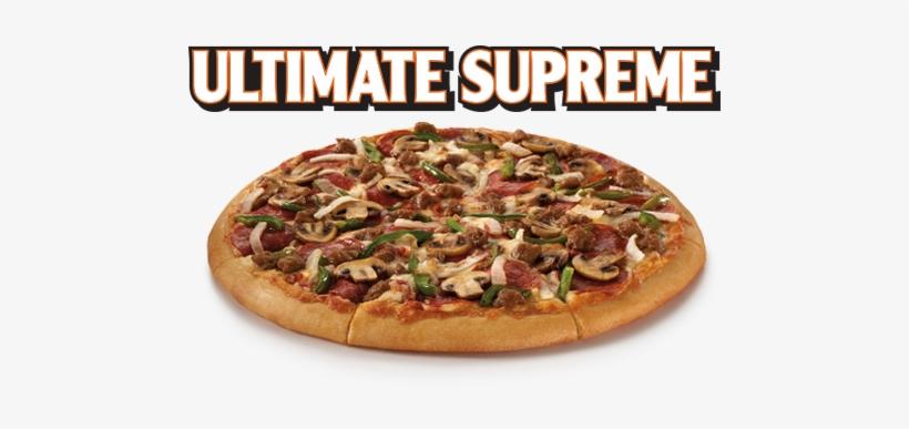 Supreme Pizza Little Caesars, transparent png #2680433