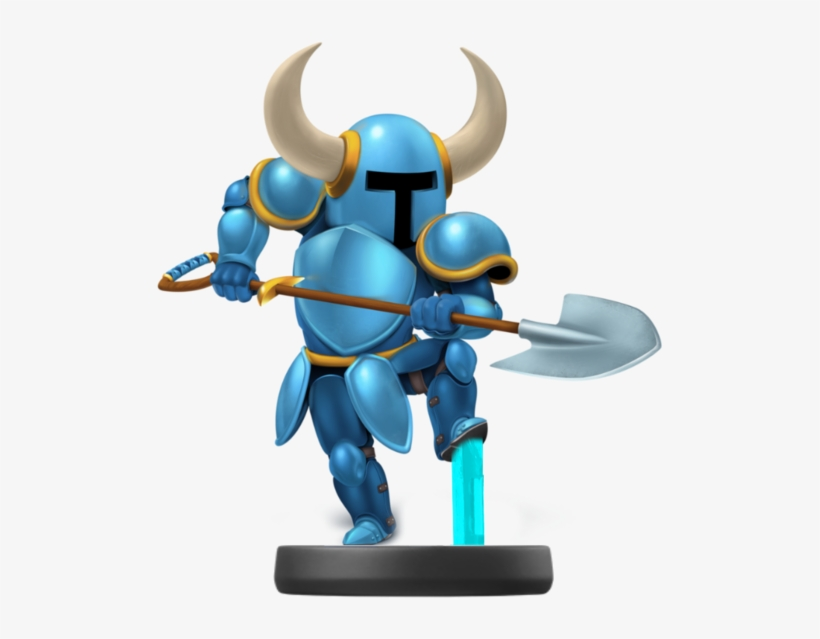 It's Easy To Get Excited About New Characters For Super - Shovel Knight Smash Ultimate, transparent png #2681106