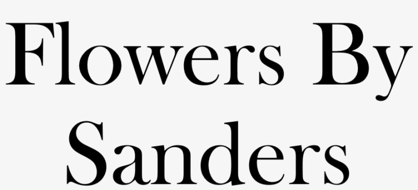 Flowers By Sanders - Many Sisters And Brothers Do You Have, transparent png #2681310