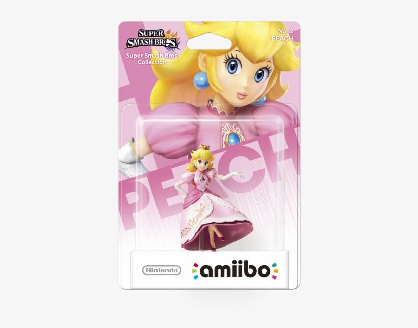 Parent Directory - Super Smash Bros Amiibo Peach, transparent png #2681725