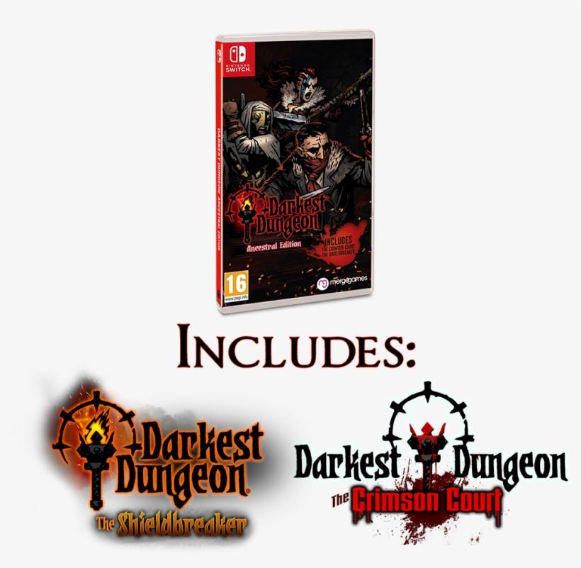 Recruit - Darkest Dungeon Pc Game Steam Cd Key, transparent png #2683831