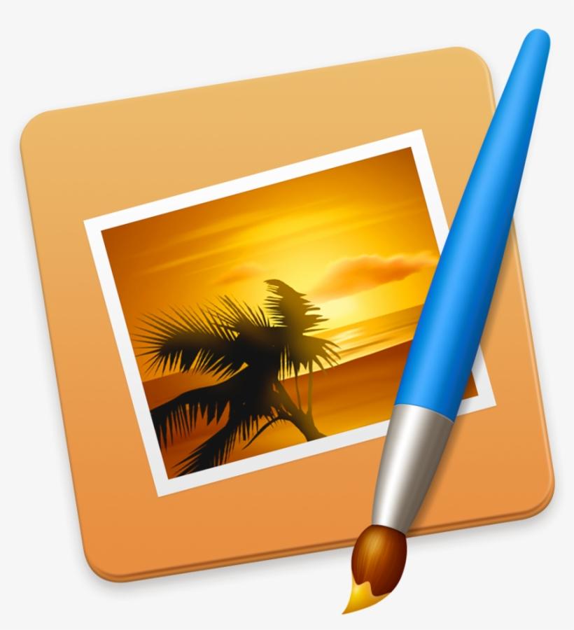 Pixelmator On The Mac App Store - Pixelmator App, transparent png #2685379